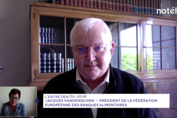 ITW Jacques Notélé - May 2020